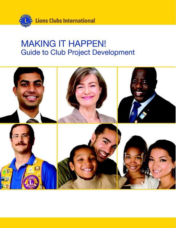 Guide to Club Project Development
