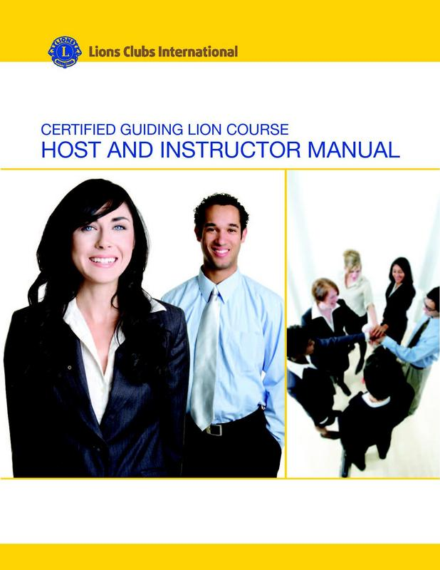 Host and Instructor Manual